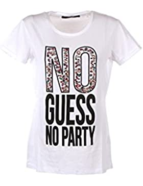 GUESS Party Tee, Camiseta Para Mujer
