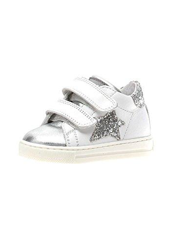 Naturino , Chaussures premiers pas pour bébé (fille) * Argent