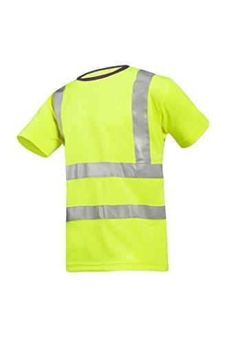 SIOEN 3875A2MV1993M Rupa Hi-Vis T-Shirt Medium Yellow//Grey