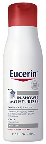 Eucerin In-Shower Body Lotion, 13.5 Ounce by Beiersdorf, Inc.