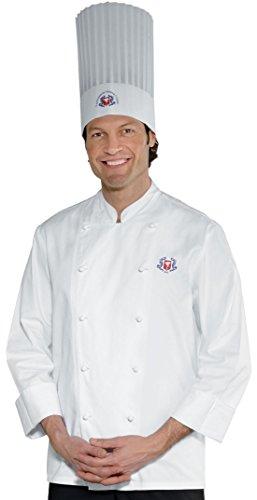Giacca cuoco Basic FIC XXL Bianco