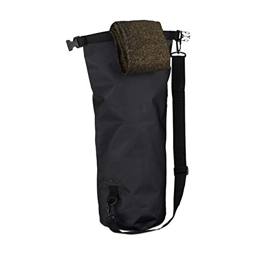 Relaxdays Bolsa Estanca 10L Impermeable