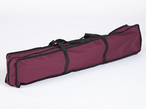 31WU6jhGVGL - Skandika Camping Bed XXL Comfortable Camping Lounger 210 x 80cm