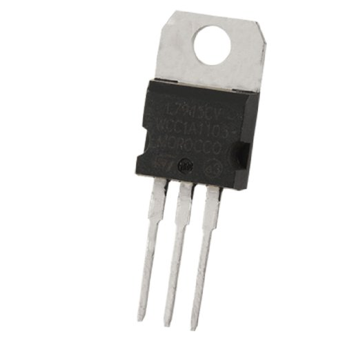 2 Pcs Through Hole L7915CV 1.5A 15V Negative Voltage Regulator