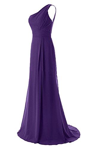 Missdressy - Robe - Plissée - Femme Violet - Violet