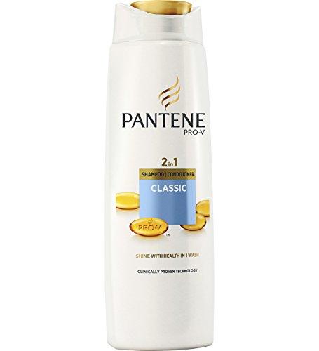 6 X Pantene Pro-V classique Shampooing et après-shampooing 2 en 1 Classic Care 250 ml