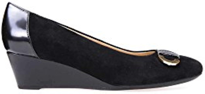 Geox D74T4A 021BC Dekollete Frauen 2018 Letztes Modell  Mode Schuhe Billig Online-Verkauf