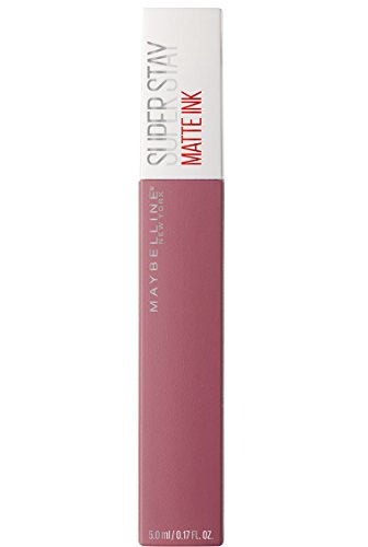 Frische Lippenstift (Maybelline Super Stay Matte Ink Lippenstift, Nr. 15 Lover, 5 ml)