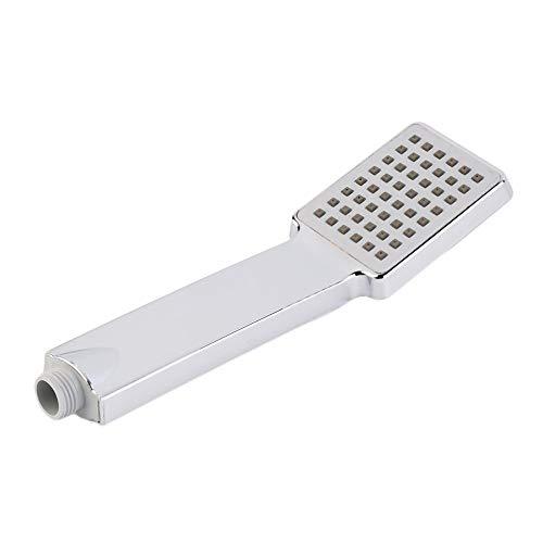 Duschkopf Handbrause Qualität Kompressor 300% Handheld Squre Sparen Sie 30% _Woch. Hochdruckwassersparen Geeignet Für Alle Badezimmer