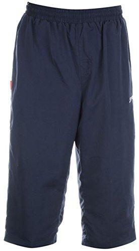 Slazenger -  Pantaloncini  - Uomo Navy