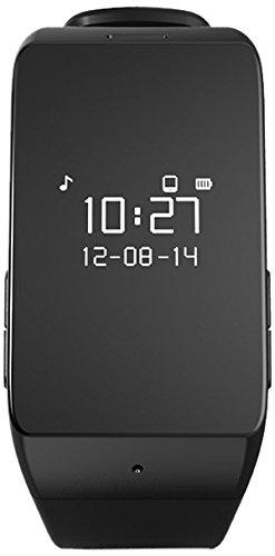 MyKronoz ZeWatch 2 Montre d'activité pour Smartphone Noir