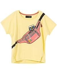 Desigual TS_jorba Camiseta para Niñas