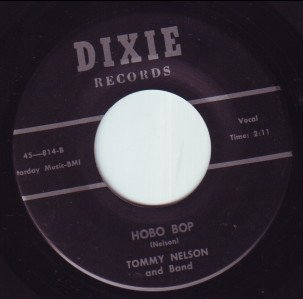 HOBO BOP / HONEY MOON BLUES (Honey Hobo)