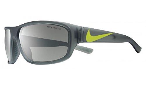 Nike Herren Mercurial Ev0887 063 60 Sonnenbrille, Grau (MtNthr/CbW/GrySFl),