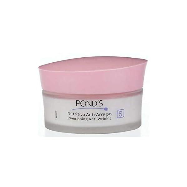Ponds Esencial Crema Facial Nutritiva Antiarrugas – 50 ml