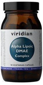 Alpha Lipoic Acid/DMAE Complex: 90 Veg Caps