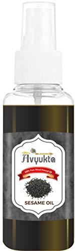 Avyukta Sesame Oil(Black Sesame), 200ml