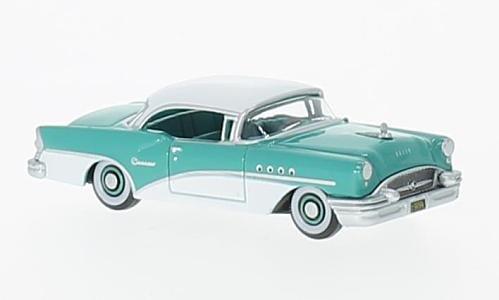 buick-century-turquoise-blanche-1955-voiture-miniature-miniature-deja-montee-oxford-187