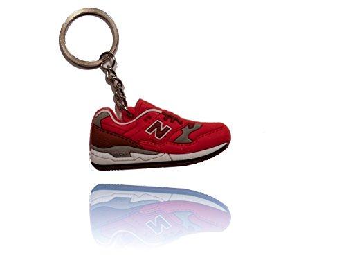 Sneaker Schlüsselanhänger New Balance Schuh Schlüsselanhänger in Rot schuh fashion für Sneakerheads,hypebeasts und alle Keyholder NB| ProProCo®