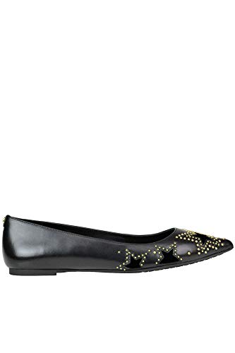 Michael Michael Kors &Sia& Embellished Ballerinas Woman Black 36.5 IT - Michael Kors Ballerinas Schuhe
