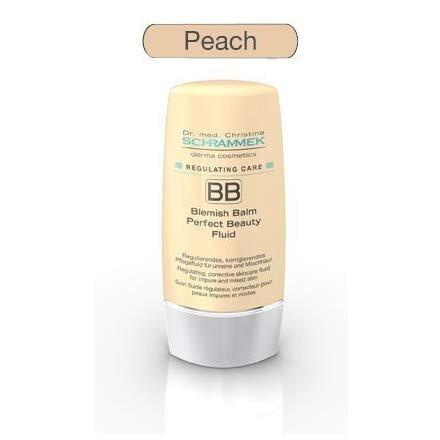 Dr. Schrammek Essential Care Blemish Balm Perfect Beauty Fluid - Peach 1.4 oz. by Dr. Schrammek