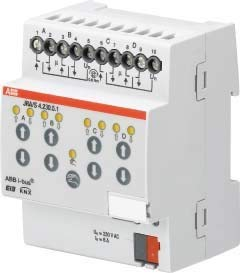 WindowMaster Shutter-Modul - ABB WEA 250 0402 JRA/S 4.230.5.1 Erweiterungsmodul für Gefahrenmeldesysteme 5706654004146 Shutter-modul