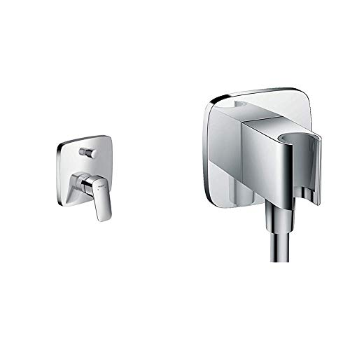 Hansgrohe aus Metall,