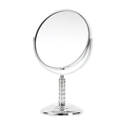 Danielle 15.2cm Double Sided Mirror x 5 Magnified produced by Danielle - quick delivery from UK.