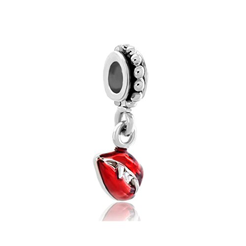 myd-jewellery-red-vampire-lips-tusks-dangle-spacers-bead-european-charms-for-woman-bracelet