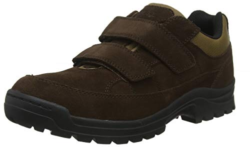 Aigle Herren Alten Scratch Sneaker, Braun (Brown 001), 44 EU