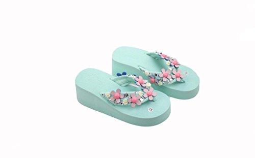 beauqueen-mujeres-verde-hecho-a-mano-colorido-margarita-rhinestones-mash-up-pellizco-pies-flip-flops