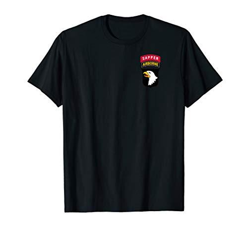 Airborne Tab (101st Airborne Shirt - 101st Shirt - Sapper Tab T-Shirt)
