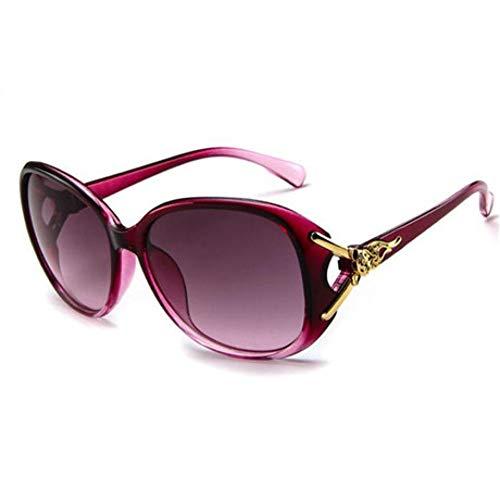CCGSDJ SchwarzÜbergroße Sonnenbrille Frauen Großen Rahmen Bunte Sonnenbrille Männer Spiegel Oculos Unisex Gradient Hip Hop Shades