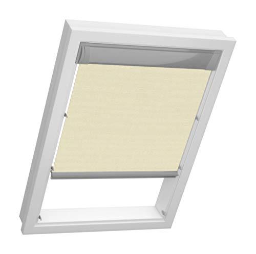sun collection Dachfenster Thermo Rollos für Velux Fenster - Sonnenschutz - Profile in Silber