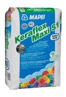 """Keraflex Maxi S1"" flexibler Dünn- und Mittelbettmörtel Flexklebemörtel, max. 15 mm Schichtdicke, grau (1 Sack 25 kg)"