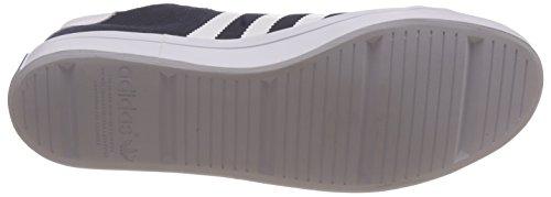 adidas Courtvantage, Basket homme Multicolore (Conavy/Ftwwht/Metsil)