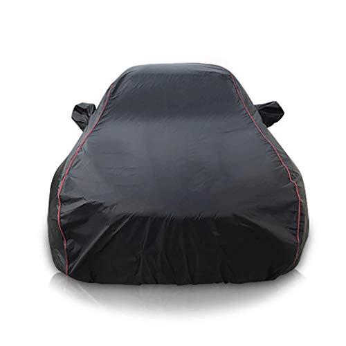 Völlig Wasserdicht Anti-Icing Sonne Autokleidung Autoplanen ist für Cadillac, Universal Blake 4 Style, Dickes Oxford-Baumwollfutter Isolierung Ganzjährig Schutzkleidung Schutzhülle (Size : ATS) Blake Oxford