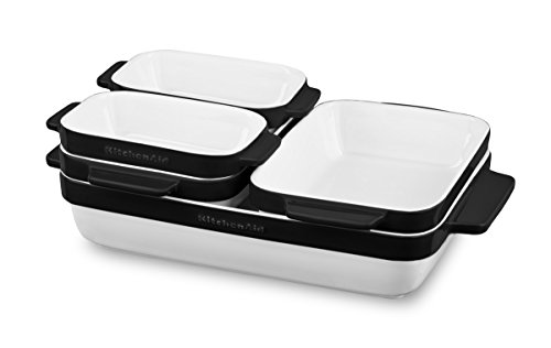 KitchenAid Stacking Set, Onyx Black, 5-Piece