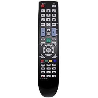 ALLIMITY BN59-00940A Fernbedienung Ersetzen für Samsung TV PS50B450 PS42B450 LE32B530P7N LE32B530P7W LE37B530P7W LE40B530P7W TM950