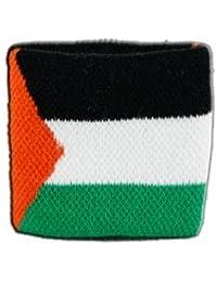 Digni® Poignet éponge avec drapeau Palestine