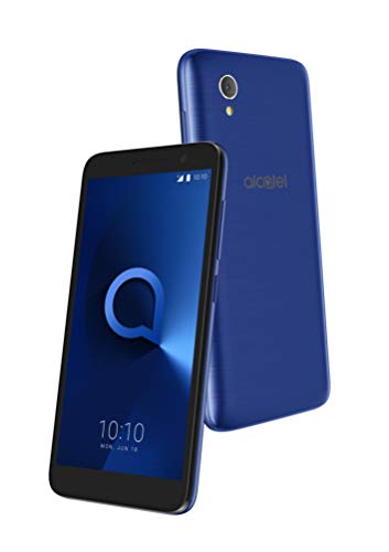 "Foto Alcatel 1 5"" Smartphone da 8 Gb, Metallic Blue [Italia]"