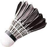 Gyronax A1 Feather Badminton Shuttlecock(Pack of 10)