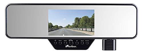 NavGear nx-4081–906retrovisore Dashcam (10.9cm (10,9cm) tft-display, Bluetooth 3.0, G-Sensor, Full HD, slot per scheda MicroSD, mini USB 2.0)
