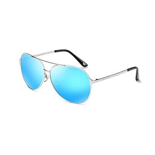 SCJ Herrensonnenbrille High-Definition-Fahrspiegel Sportbrille High-Definition-Brille Polarisierte Brille Fahrbrille Anti-Glare-Mode (Farbe: 4)