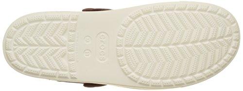 Braun Clogs Citilane Unisex erwachsene Crocs garnet white Ivq1n