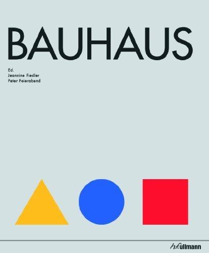 Bauhaus by Jeannine Fiedler, Peter Feierabend (2013) Hardcover