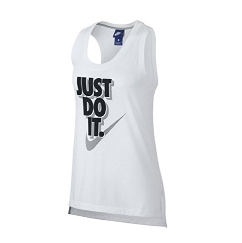 Nike Camiseta Mujer Just Do It Tank Blanco S