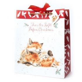 wrendale-designs-gross-weihnachten-geschenk-tute-twas-the-night-before-christmas-fuchse