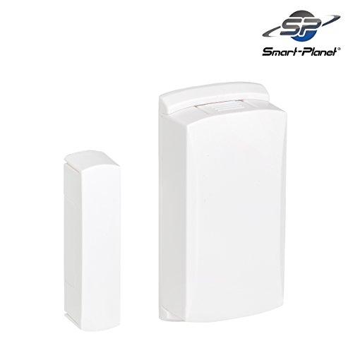 Safe2Home® hochwertiger Fenstersenor - Türsensor für Funk Alarmanlage Safe2Home Serie SP110/SP210
