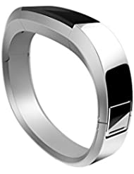 Fitbit Alta Bracelet de rechange Argent Taille S